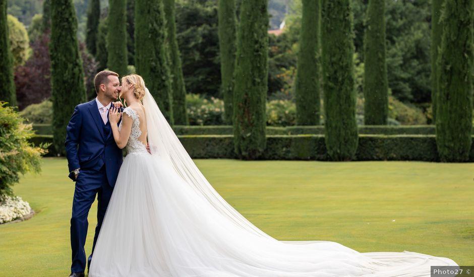 Il matrimonio di Andrea e Beatrice a Bergamo, Bergamo