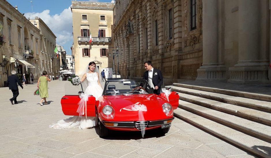 Il matrimonio di Mariano e Martina a Lecce, Lecce