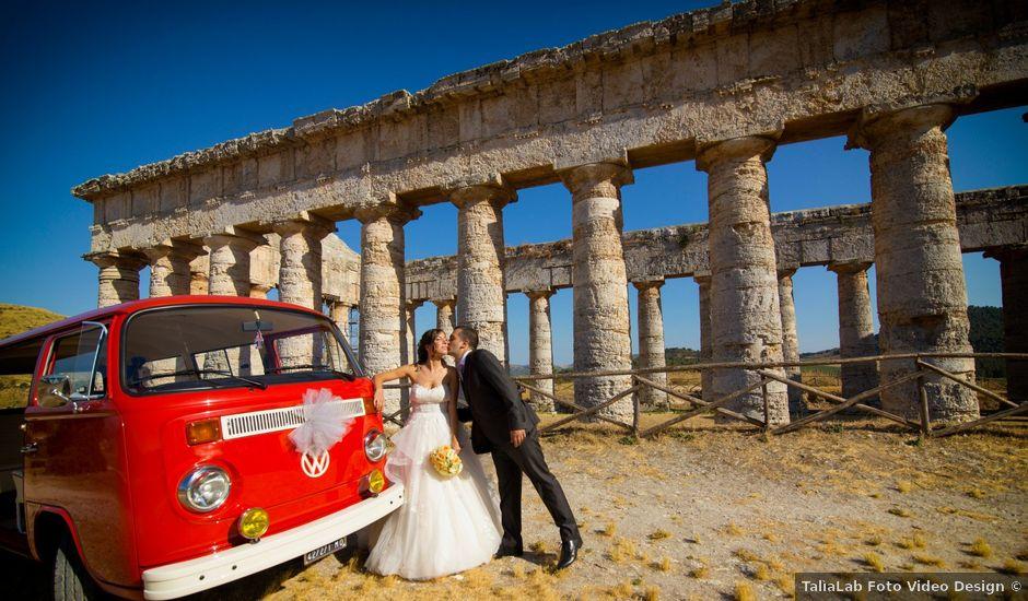 Il matrimonio di Alessandro e Eliana a Calatafimi-Segesta, Trapani