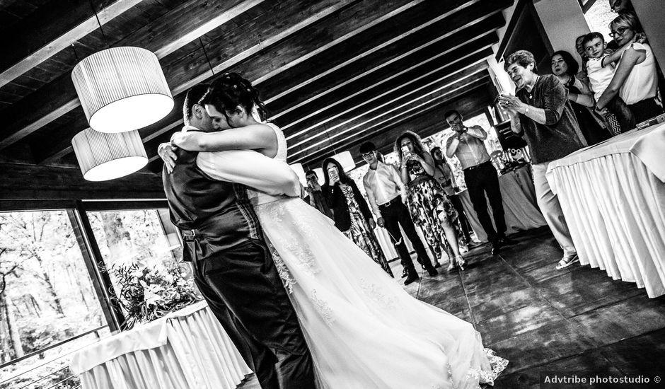Il matrimonio di Fabio e Claudia a Cantù, Como