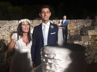 Le nozze di Valentina e Domenico