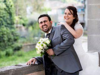 Le nozze di Cinzia e Giovanni
