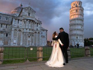 Le nozze di Sara e Dario