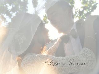 Le nozze di Filippo e Vanessa 1