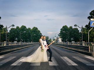 Le nozze di Filippo e Vanessa