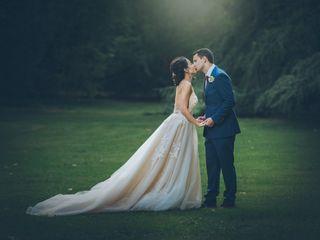 Le nozze di Helen e Jared
