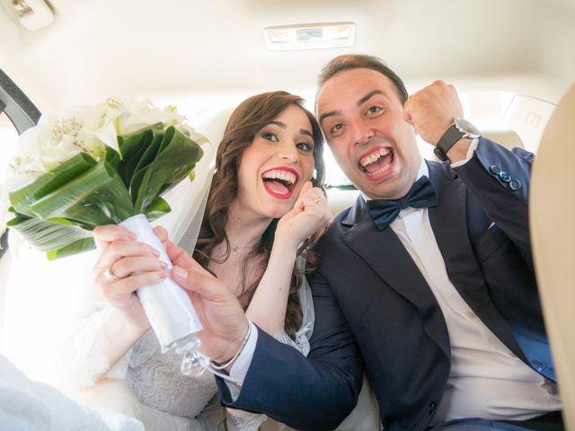 le nozze di Gloriana e Carmine