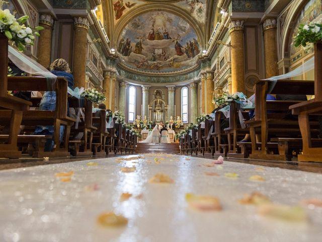 Il matrimonio di Mario e Veronica a Lesmo, Monza e Brianza 7