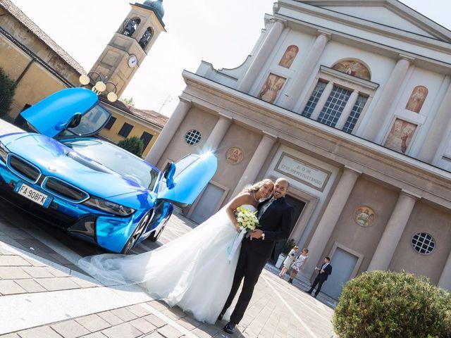 Il matrimonio di Mario e Veronica a Lesmo, Monza e Brianza 1