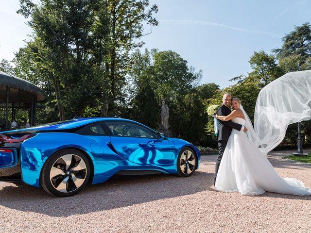 Il matrimonio di Mario e Veronica a Lesmo, Monza e Brianza 12
