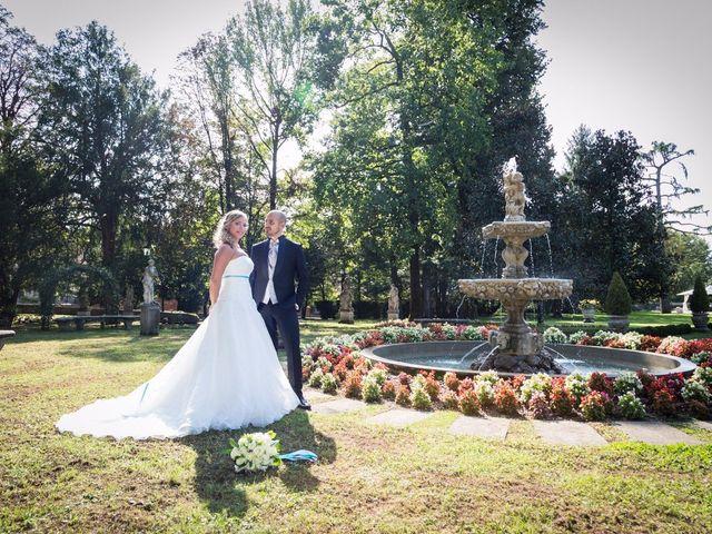 Il matrimonio di Mario e Veronica a Lesmo, Monza e Brianza 15