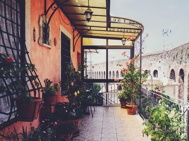 Il matrimonio di Daniele e Melissa a Roma, Roma 3