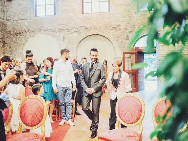 Il matrimonio di Daniele e Melissa a Roma, Roma 29