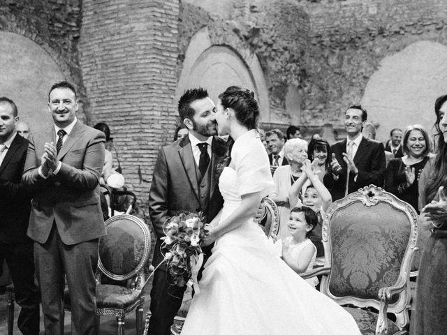 Il matrimonio di Daniele e Melissa a Roma, Roma 34