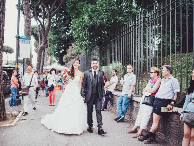 Il matrimonio di Daniele e Melissa a Roma, Roma 37