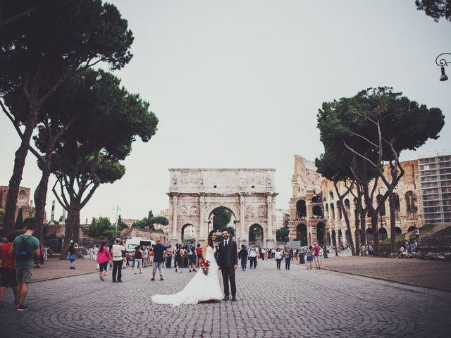 Il matrimonio di Daniele e Melissa a Roma, Roma 1