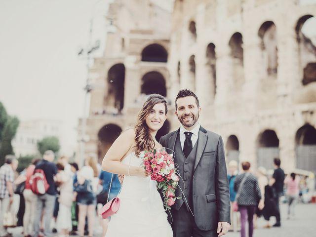 Il matrimonio di Daniele e Melissa a Roma, Roma 38