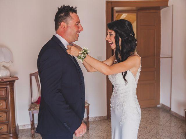 Il matrimonio di Gianluca e Mariangela a Pietraperzia, Enna 29