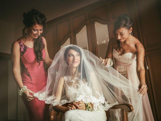 Il matrimonio di Gianluca e Mariangela a Pietraperzia, Enna 24