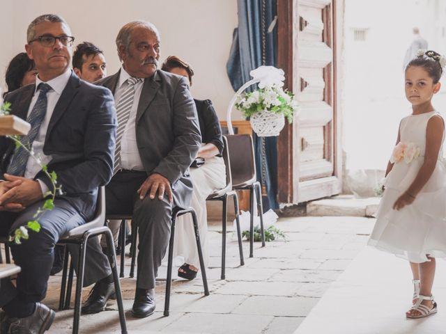 Il matrimonio di Gianluca e Mariangela a Pietraperzia, Enna 53