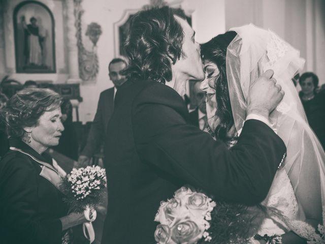 Il matrimonio di Gianluca e Mariangela a Pietraperzia, Enna 59