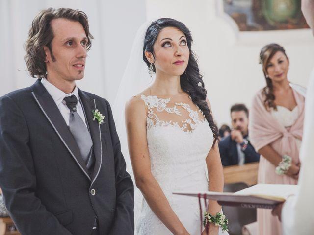 Il matrimonio di Gianluca e Mariangela a Pietraperzia, Enna 64