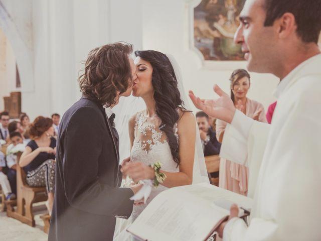 Il matrimonio di Gianluca e Mariangela a Pietraperzia, Enna 68