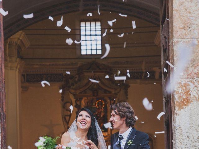 Il matrimonio di Gianluca e Mariangela a Pietraperzia, Enna 34