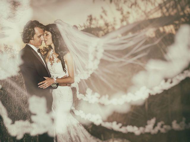 le nozze di Mariangela e Gianluca