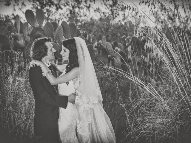 Il matrimonio di Gianluca e Mariangela a Pietraperzia, Enna 51