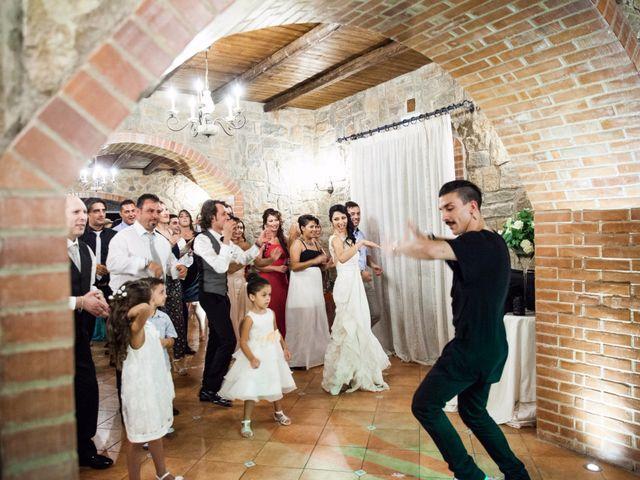 Il matrimonio di Gianluca e Mariangela a Pietraperzia, Enna 89