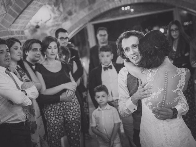 Il matrimonio di Gianluca e Mariangela a Pietraperzia, Enna 93