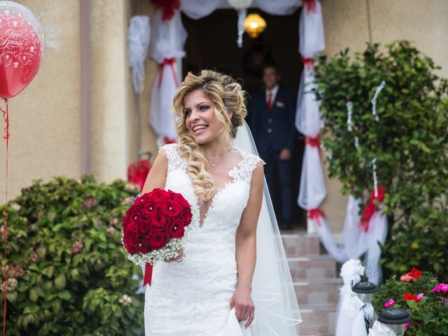 Il matrimonio di Andrea e Valentina a Novara, Novara 17