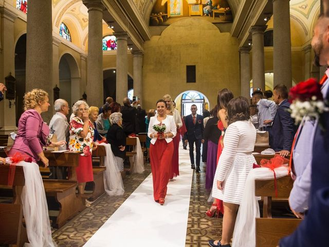 Il matrimonio di Andrea e Valentina a Novara, Novara 19