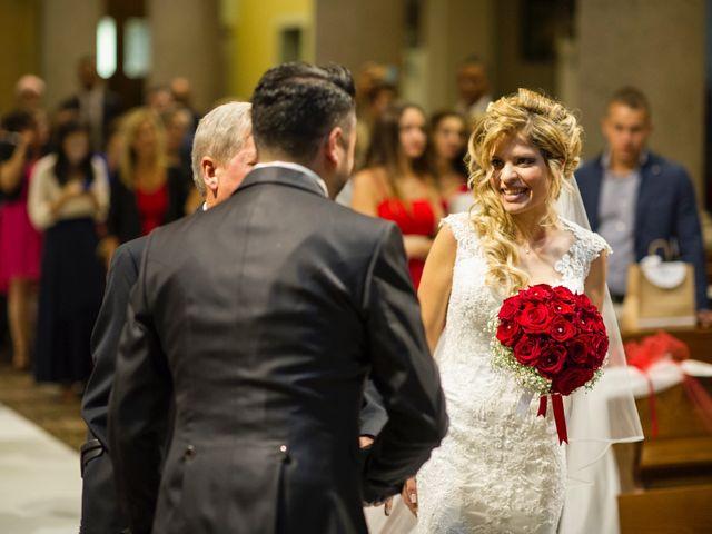 Il matrimonio di Andrea e Valentina a Novara, Novara 20