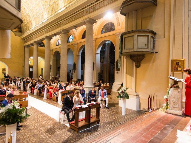 Il matrimonio di Andrea e Valentina a Novara, Novara 21