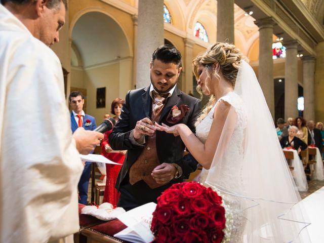 Il matrimonio di Andrea e Valentina a Novara, Novara 22