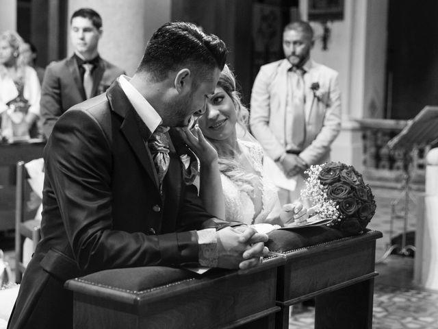 Il matrimonio di Andrea e Valentina a Novara, Novara 23