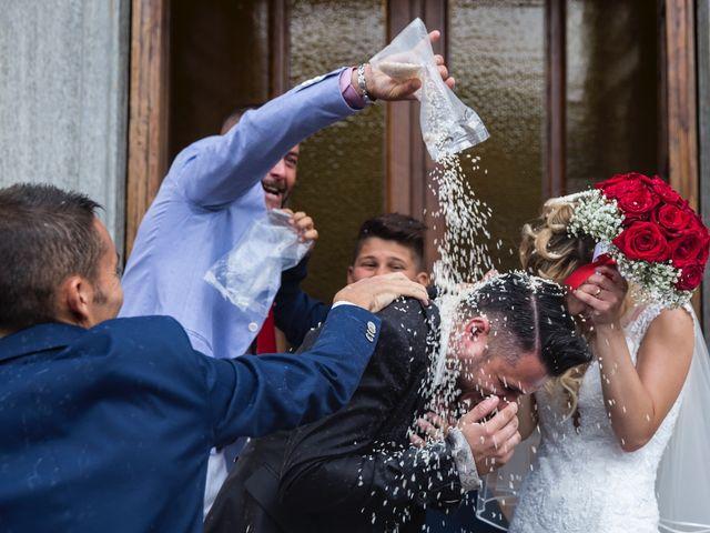 Il matrimonio di Andrea e Valentina a Novara, Novara 24
