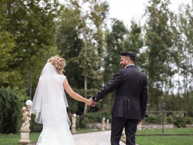 Il matrimonio di Andrea e Valentina a Novara, Novara 25