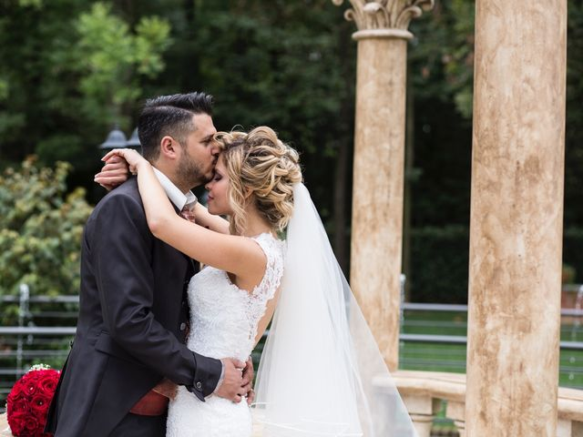 Il matrimonio di Andrea e Valentina a Novara, Novara 27