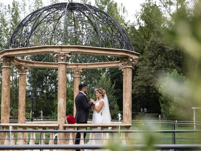 Il matrimonio di Andrea e Valentina a Novara, Novara 29
