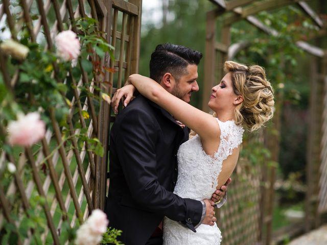 Il matrimonio di Andrea e Valentina a Novara, Novara 30