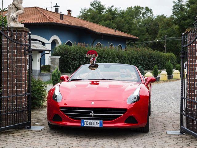Il matrimonio di Andrea e Valentina a Novara, Novara 32