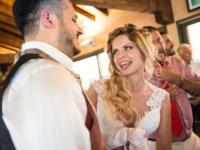 Il matrimonio di Andrea e Valentina a Novara, Novara 37