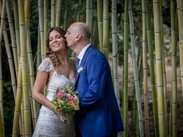 le nozze di Carolina e Ferruccio