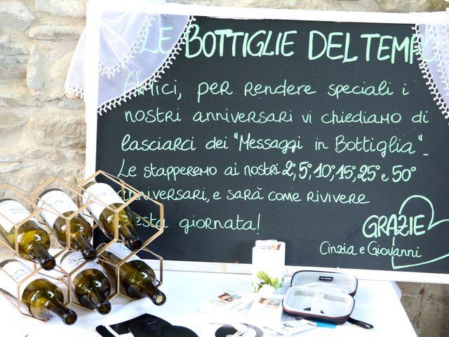 Il matrimonio di Giovanni e Cinzia a Dovadola, Forlì-Cesena 15