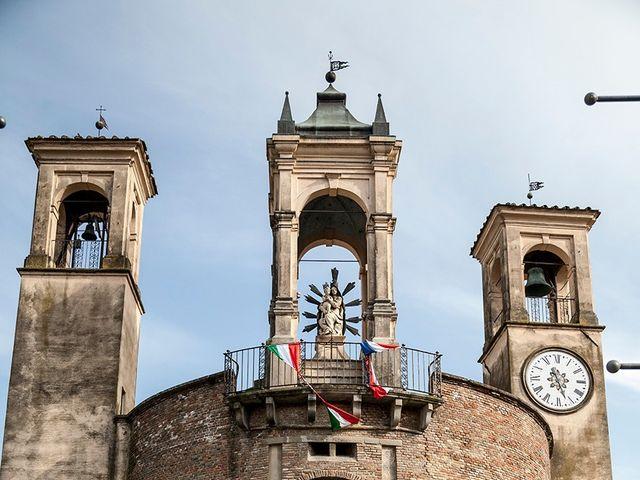 Il matrimonio di Giovanni e Cinzia a Dovadola, Forlì-Cesena 16