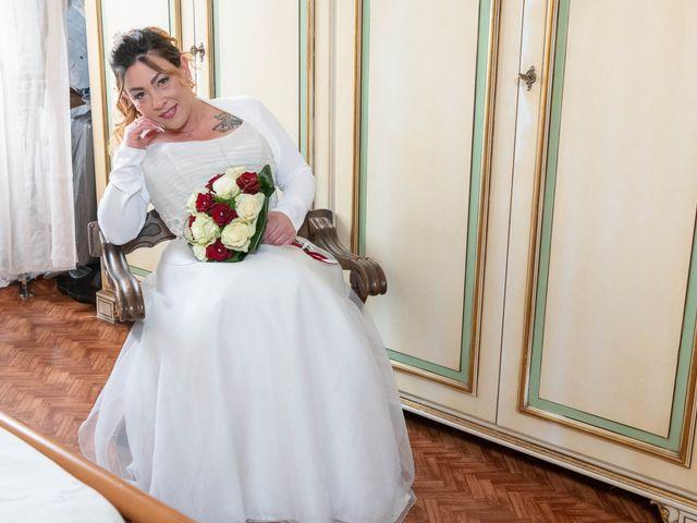 Il matrimonio di Dario e Sara a Vecchiano, Pisa 11