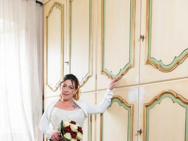 Il matrimonio di Dario e Sara a Vecchiano, Pisa 10